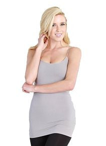 Essential Nikibiki Camisole ~ Cool Gray