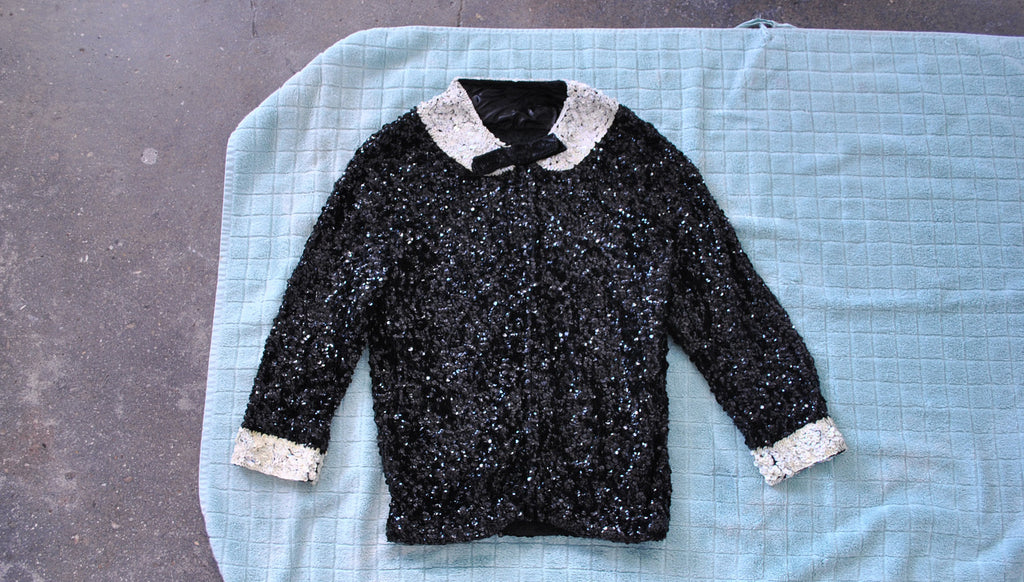 How to Wash Sequin Sweaters