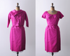 1960's Pink Wiggle Dress with Jacket
