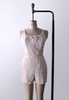 1950's pink bathing suit. m