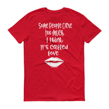 It's love Graphic Tee - Helluva Vibe Apparel