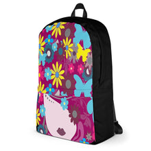 A Beautiful Mess Colorful Backpack