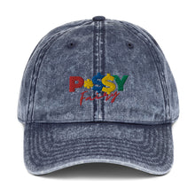 P*ssy Fairy Vintage Cotton Twill Cap