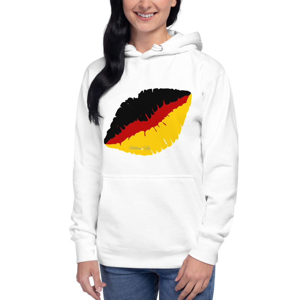 Lips Hoodie Fashion Sweatshirts - Helluva Vibe Apparel