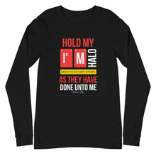 Hold My Halo Graphic Tee - Black - Helluva Vibe Apparel