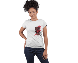 Black Women Are The Secret Sauce T-Shirt - Helluva Vibe Apparel