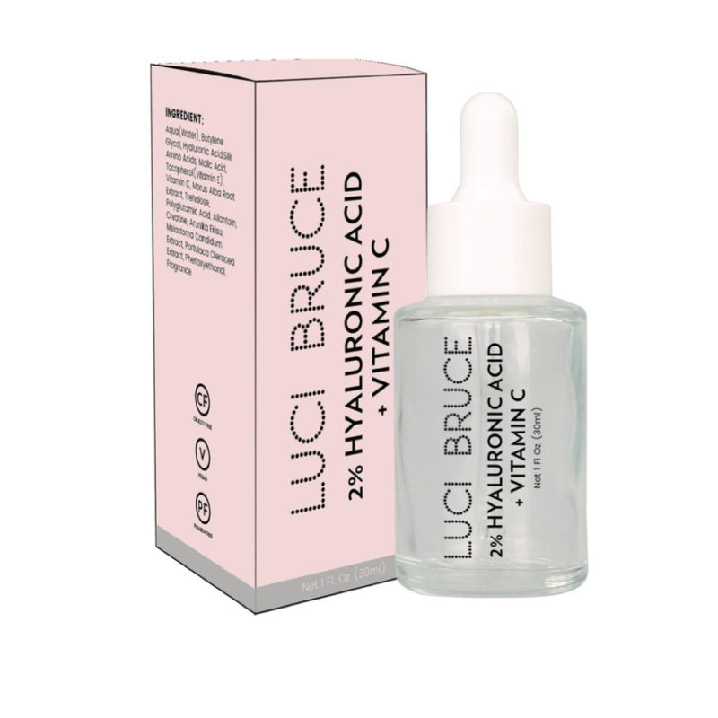 2% HA & Vitamin C Serum