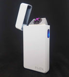 White Double Arc - Arc Laser Plasma Lighter - Flux Lighters
