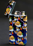 Emoji Chill Plasma Electric Lighter - Flux Lighters