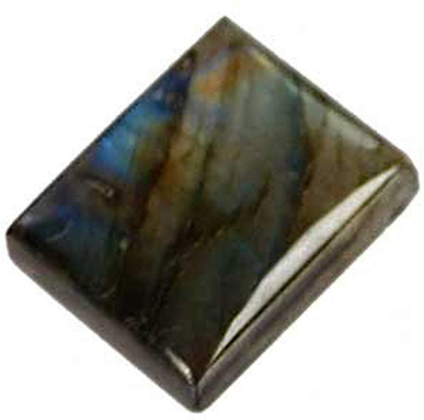 UnsetGems Labradorite Rectangle Cabochon ~20mm Medium Natural Genuine