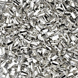 Silver Solder Precut Pieces Assorted Sizes and Densities Chop Chip Flux Coated