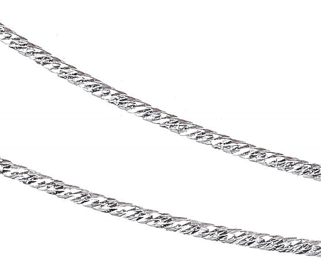 "Sterling Silver 19 ga Sparkle Wire .035x12"" (0.89mm) 1-12 inch"