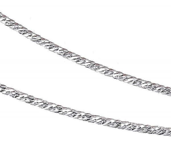 "Sterling Silver 22 ga Sparkle Wire .025x12"" (0.64mm) 3-12 inch"