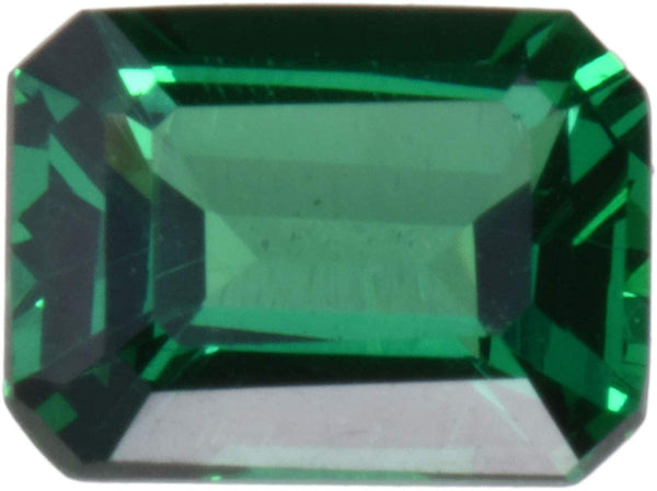 uGems Simulated Emerald Assorted Sizes