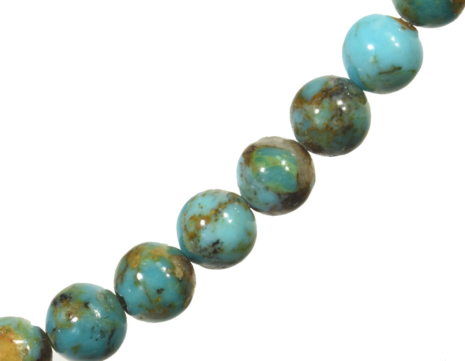 Kingman Turquoise from Arizona Assorted Sizes and Shapes