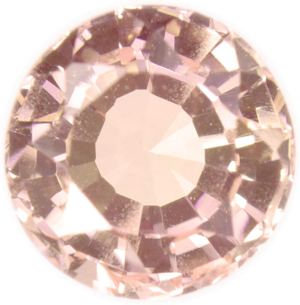 uGems Created Padparadscha Sapphire Loose Gems Assorted Sizes