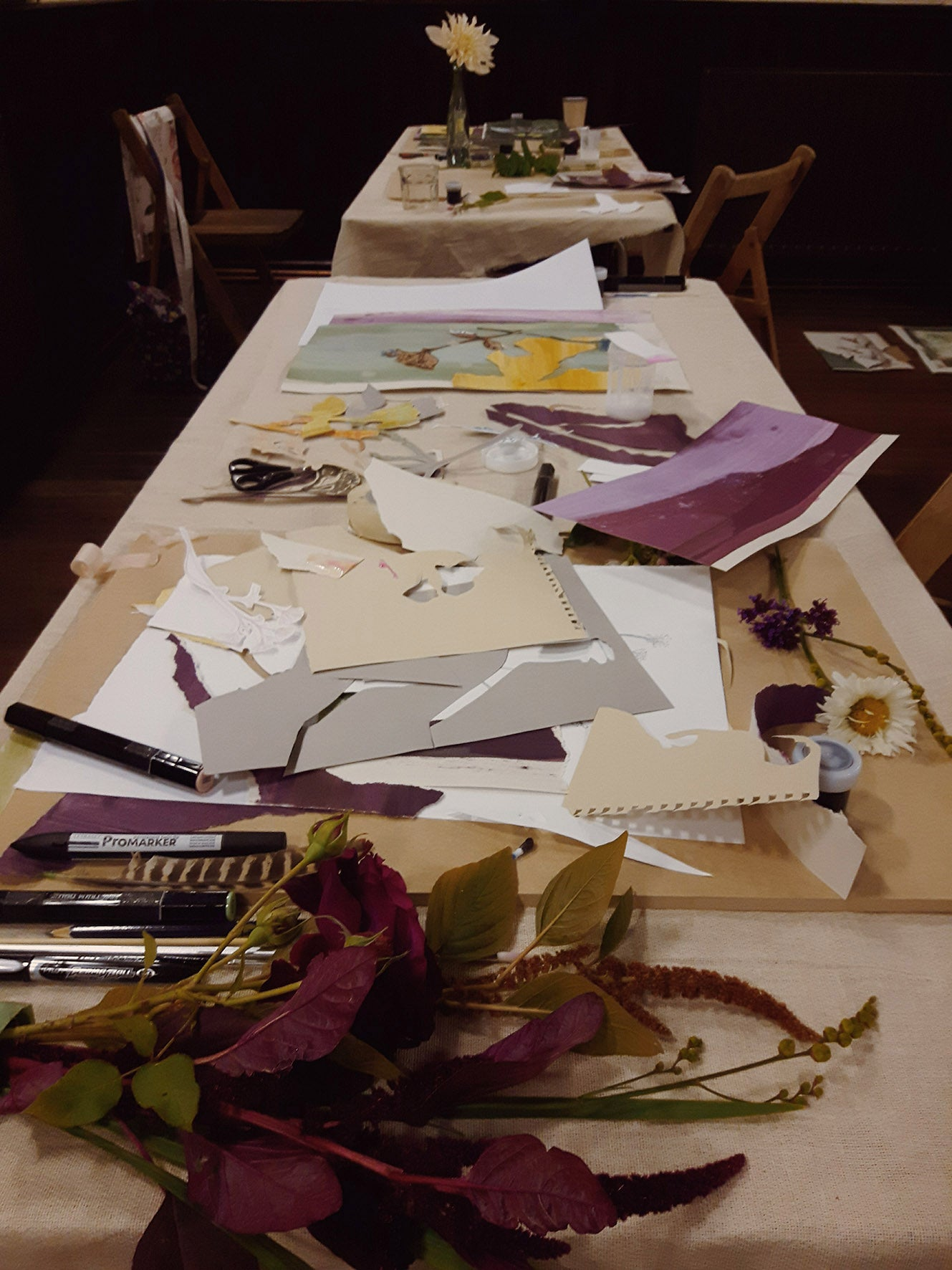 THE SUNDAY ART SCHOOL - SUNDAY 3rd JUNE (EVENING)
