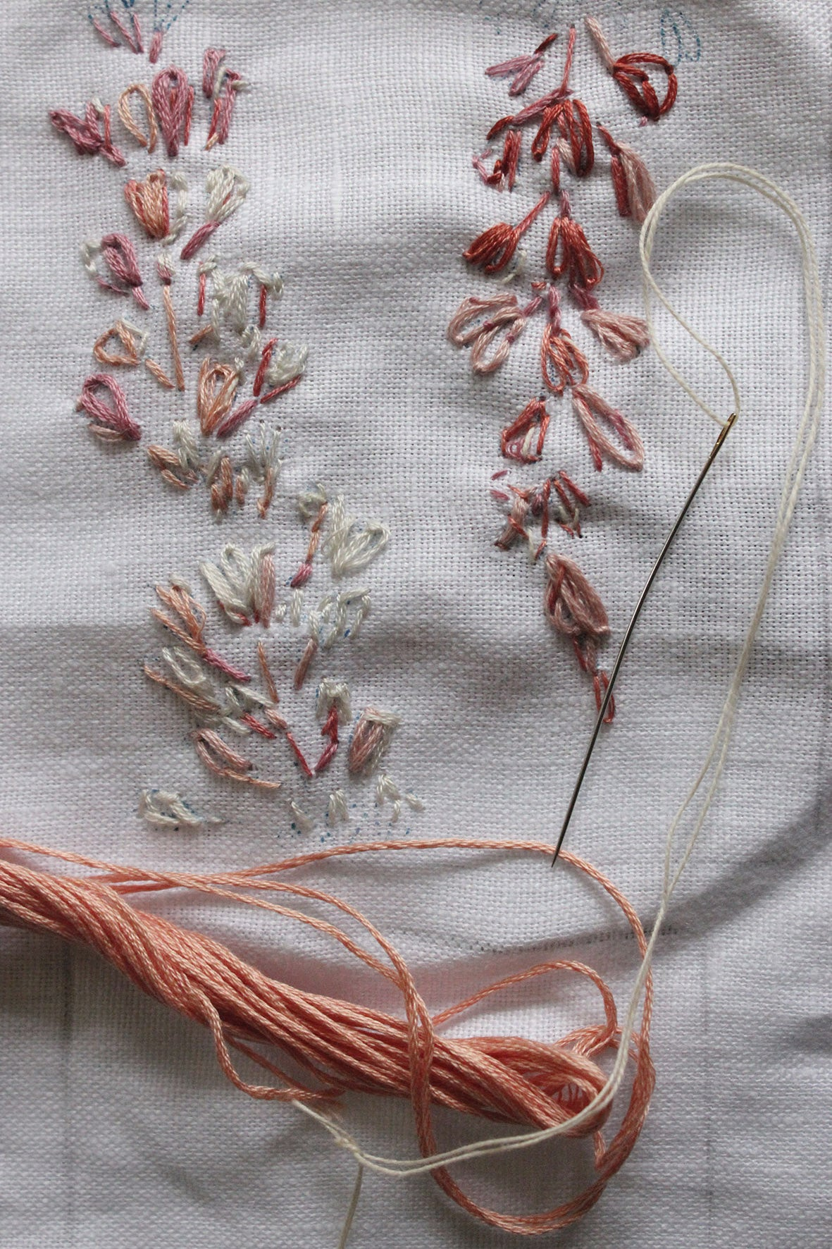 THE SUNDAY STITCHING SCHOOL - SUNDAY 20TH OCTOBER 2019 (AFTERNOON)