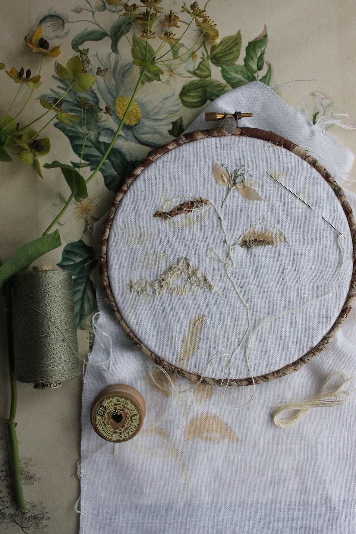 THE SUNDAY STITCHING SCHOOL - SUNDAY 15TH SEPTEMBER 2019 (AFTERNOON)