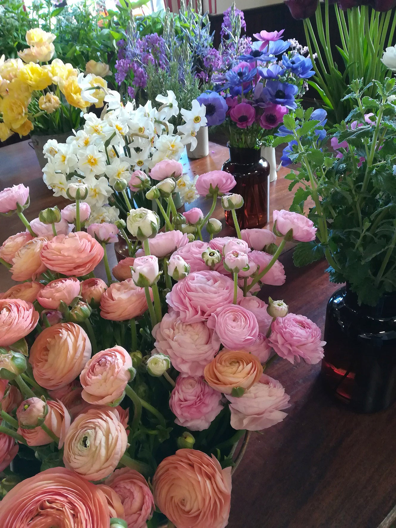 THE SUNDAY FLOWER SCHOOL  - 3RD JUNE (AFTERNOON)