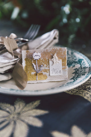 A CHRISTMAS TABLE - A FESTIVE STYLING WORKSHOP - SATURDAY 15TH DECEMBER - 2- 4.30PM