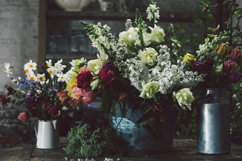 THE SUNDAY FLOWER SCHOOL  - SUNDAY 6TH MAY (AFTERNOON)