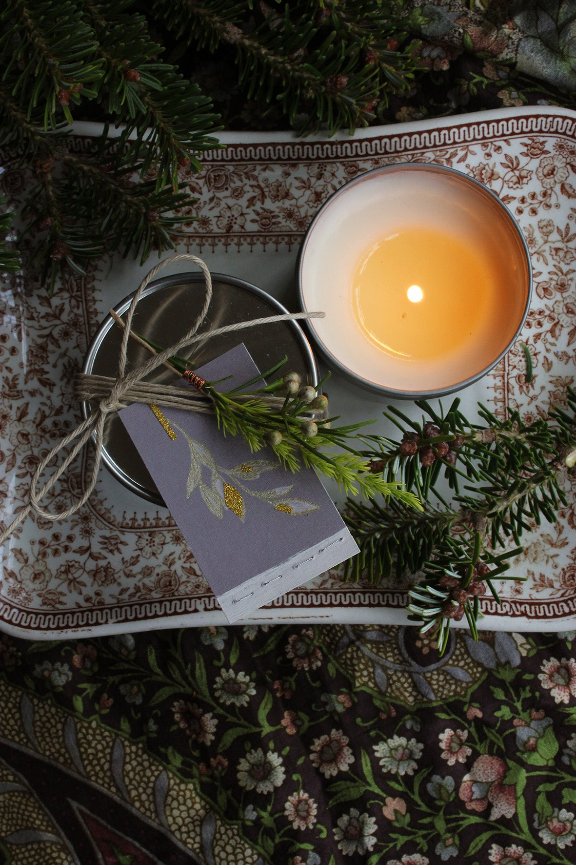 CHRISTMAS CANDLE WORKSHOP - SUNDAY 26TH NOVEMBER