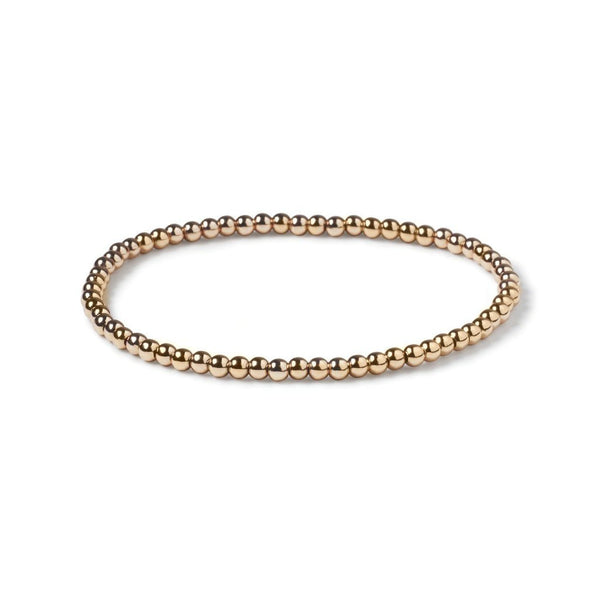 Annabel Gold Bracelet - 3mm - Suetables
