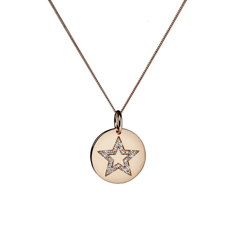 Avery Star Coin - Suetables