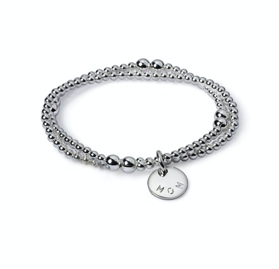 Erin Two Size Ball Bracelet