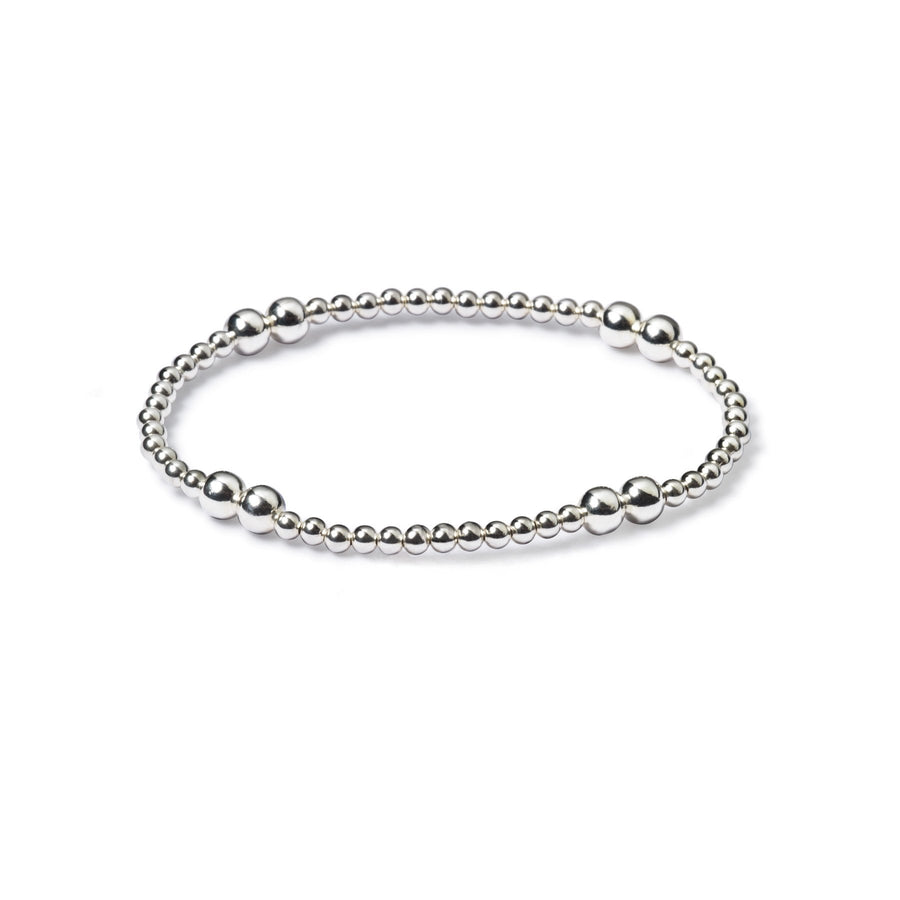 Erin two-Sized Ball Bracelet - Suetables
