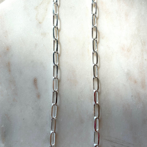Add a sterling silver chain - Suetables