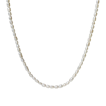 Jillian Pearl Necklace