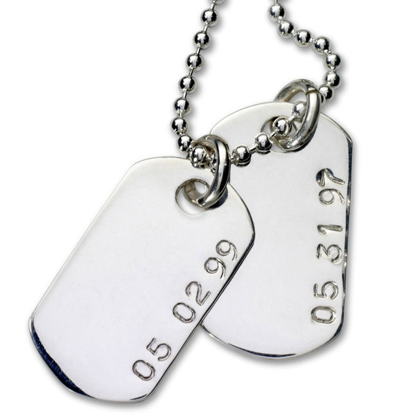 Jenn Dog Tag - Suetables