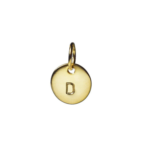 Medium Kathryn Love Letter Silver & gold dipped - Suetables