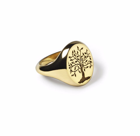 50 Shades of Rachel Ring - Custom Available in Gold - Suetables