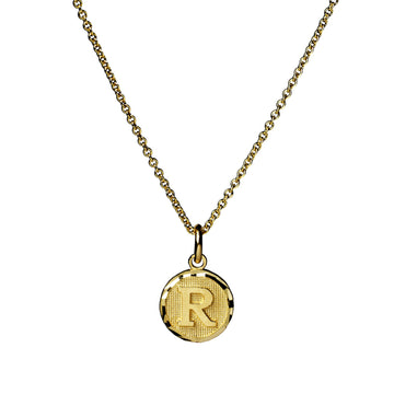 Ruth Love Letters - 10k gold - Suetables