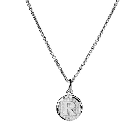 Ruth Love Letters - Sterling Silver