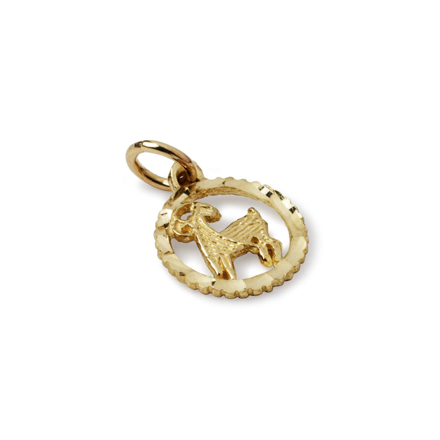 Shirley horoscope - 10k gold - Suetables
