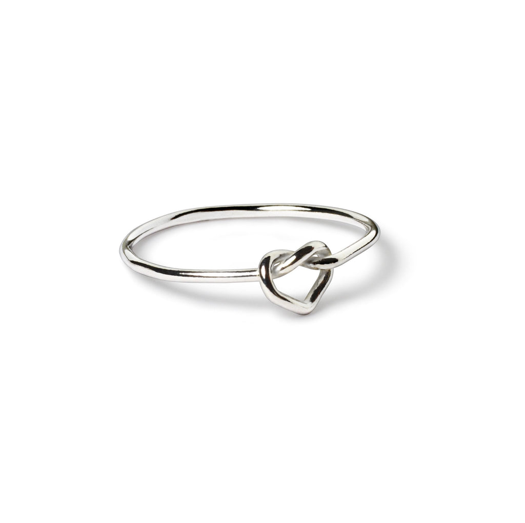 Tony Love Knot Ring - Suetables