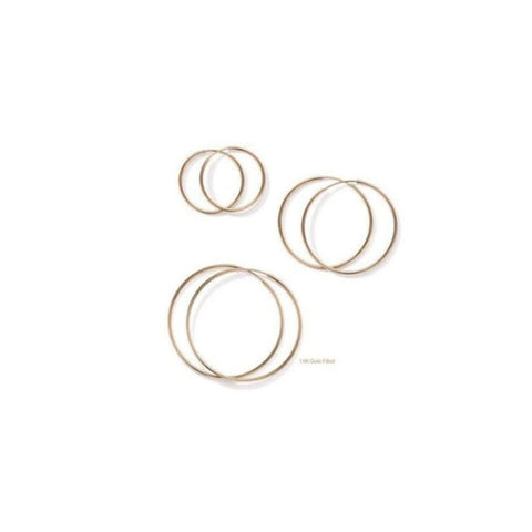 Bryant Gold Endless Hoops