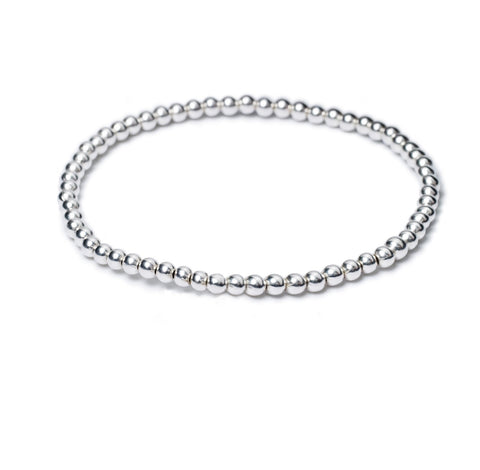 Erin 3mm Ball Bracelet - Suetables