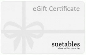 Gift Card $25+ - Suetables