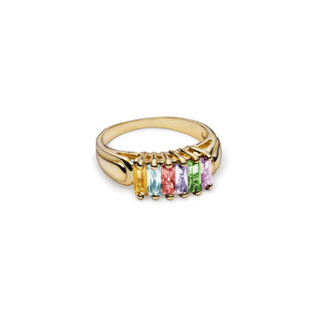 Crisi Birthstone Ring
