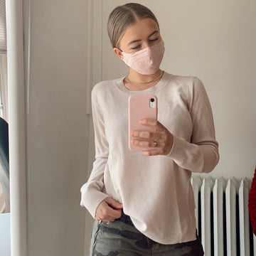 Cashmere Crewneck by Suetables