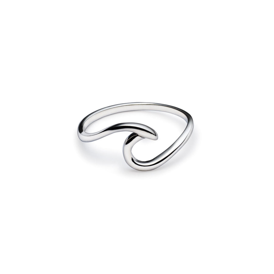 Wanderlust Wave Ring