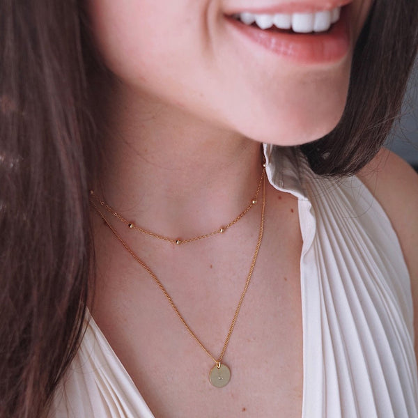 Lola Layered Necklace - Suetables