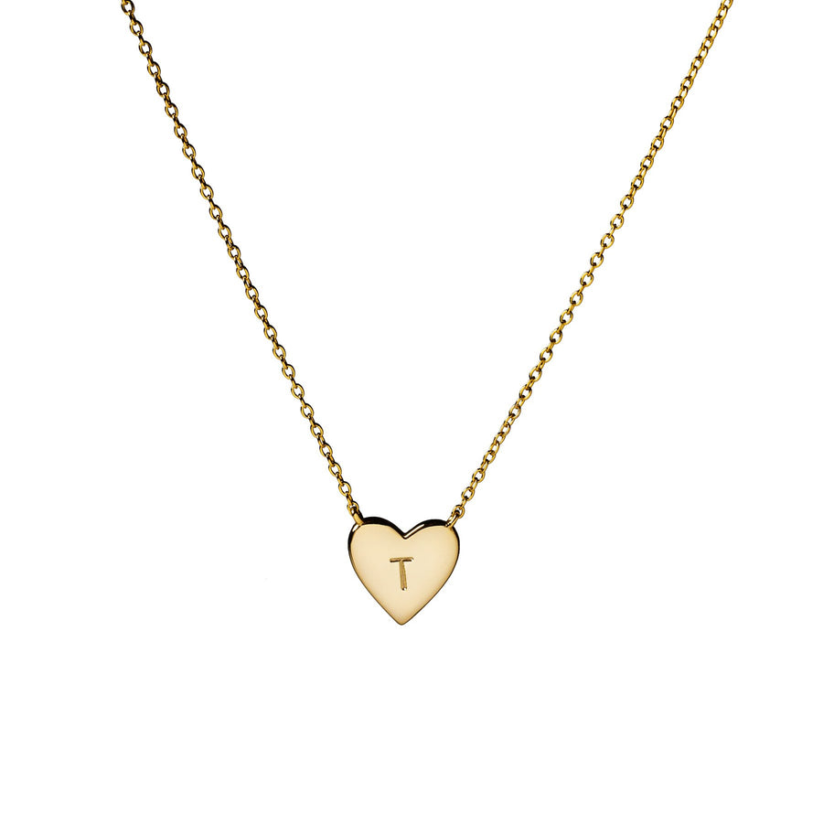 Ava Heart Necklace