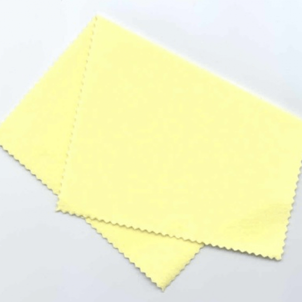 Silver and Gold Polishing cloth - Suetables