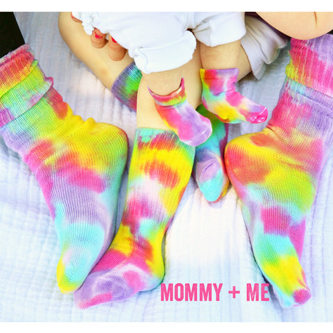Mommy + Me Spectacular Sock Gift Set